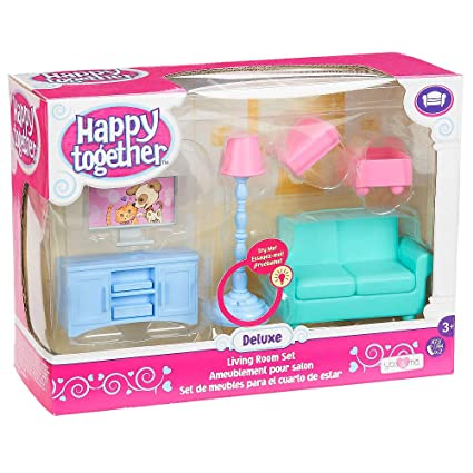Buy You & Me Happy Together Deluxe Living Room Set Online at Low ...