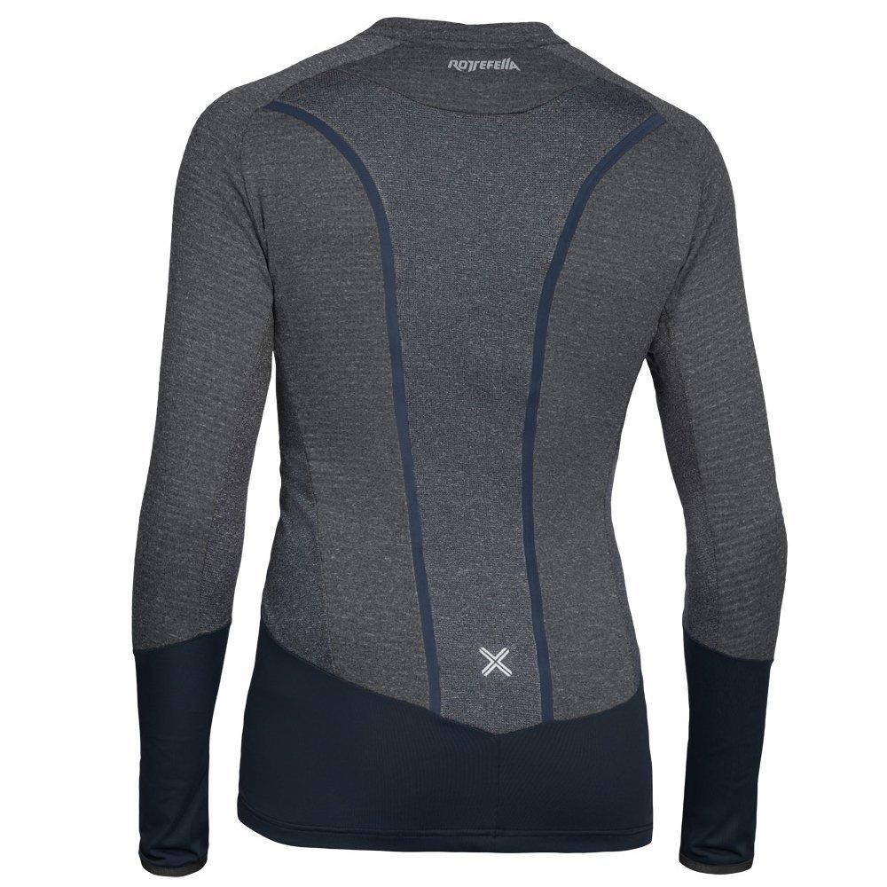 444b8f9d Rottefella Men's Dynamic Warm Round Neck Long Sleeve Base Layer:  Amazon.co.uk: Sports & Outdoors