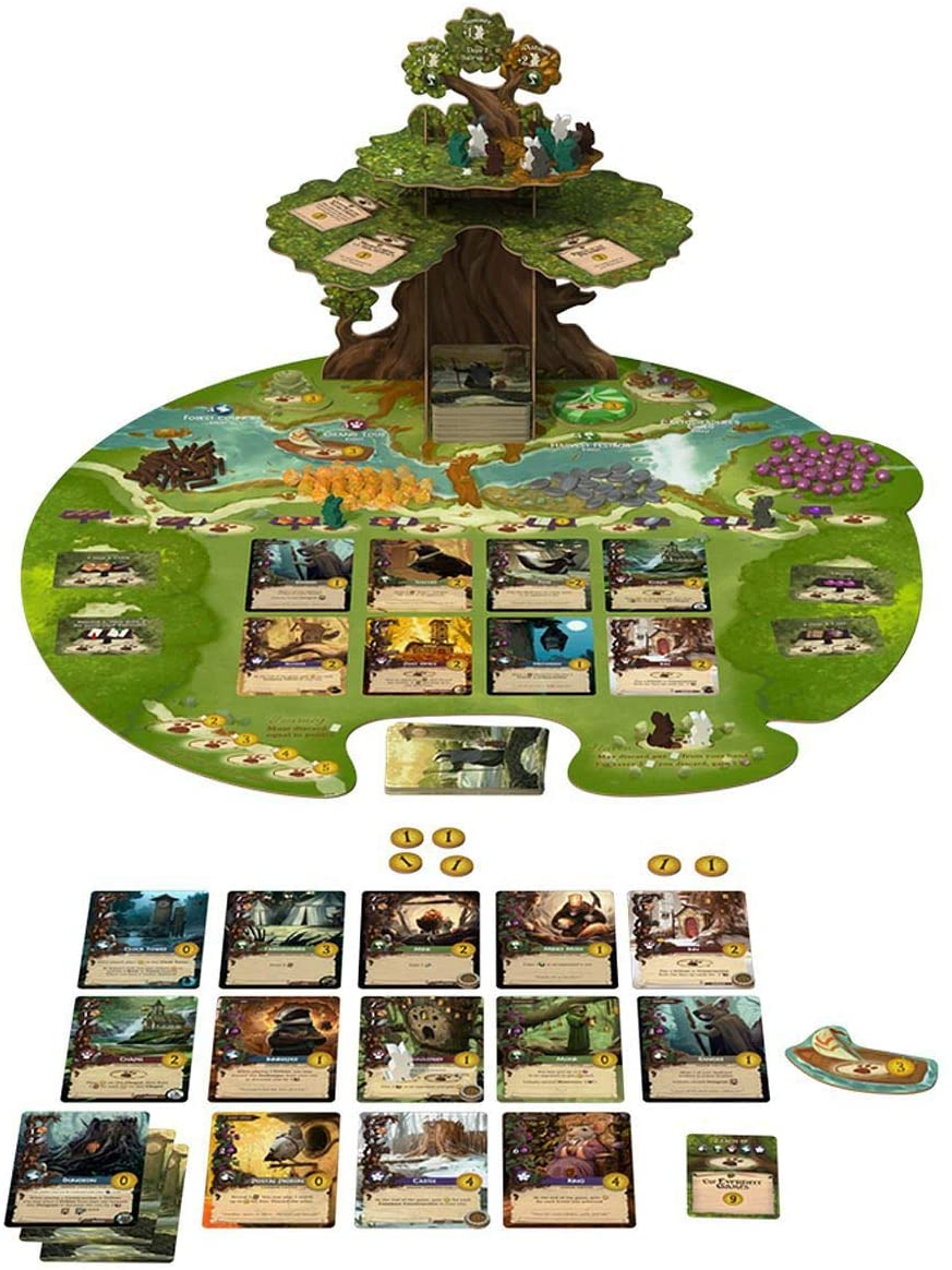 Everdell Board Game