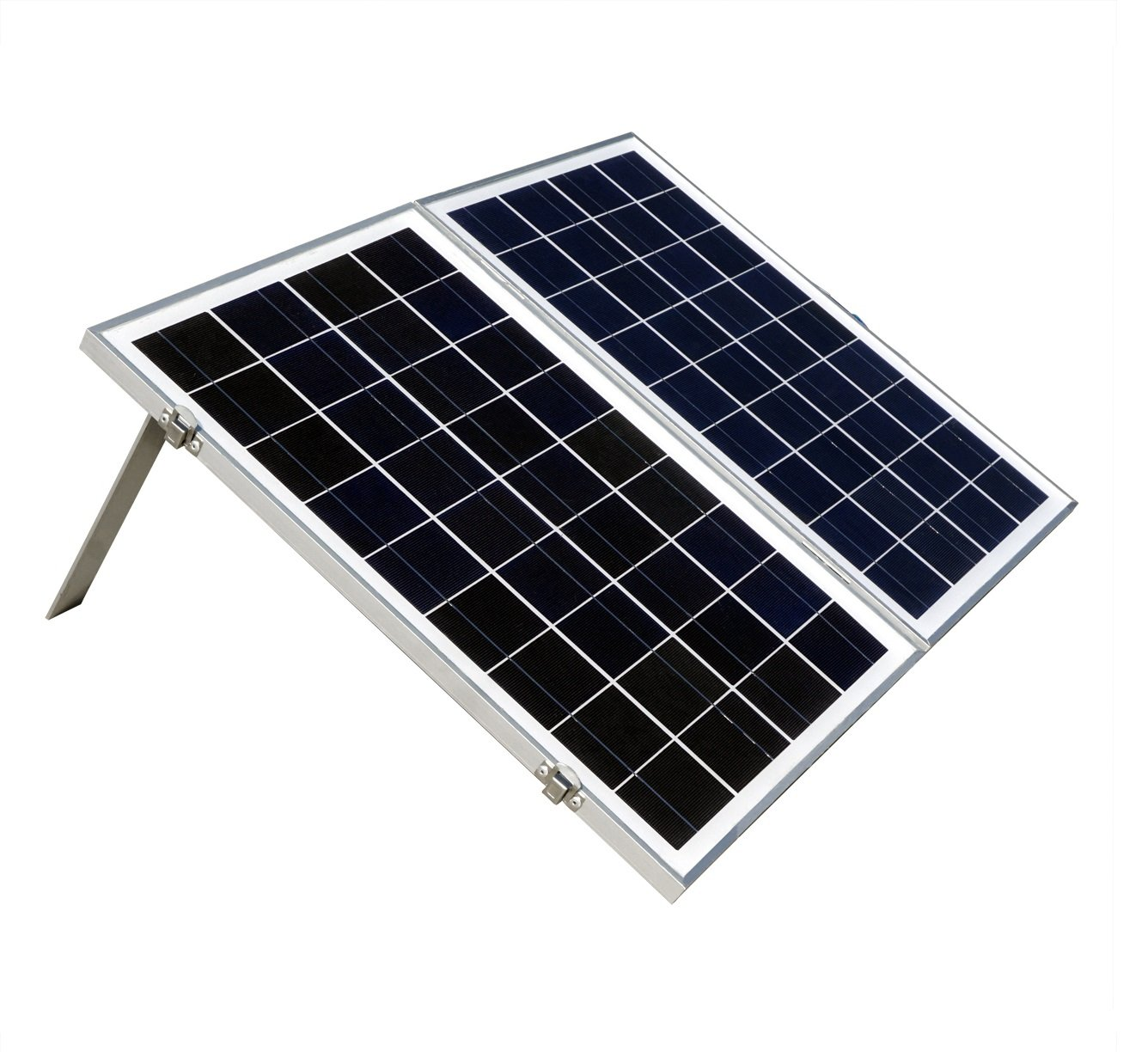 Eco Worthy 40w 12v Solar Charger Kits Portable Folding It Take To Fully Charge With The Panel Circuit Schematic 3 Module Amp Controller For Rv Boat Garden Outdoor