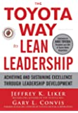 Toyota Way To Lean Leadership