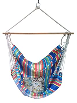 Hangit Canvas Jhula Swing for Home, Fabric Jhula for Outdoor
