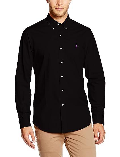 Polo Ralph Lauren BD PPC SP-Long Sleeve-Sport, Camisa para Hombre ...