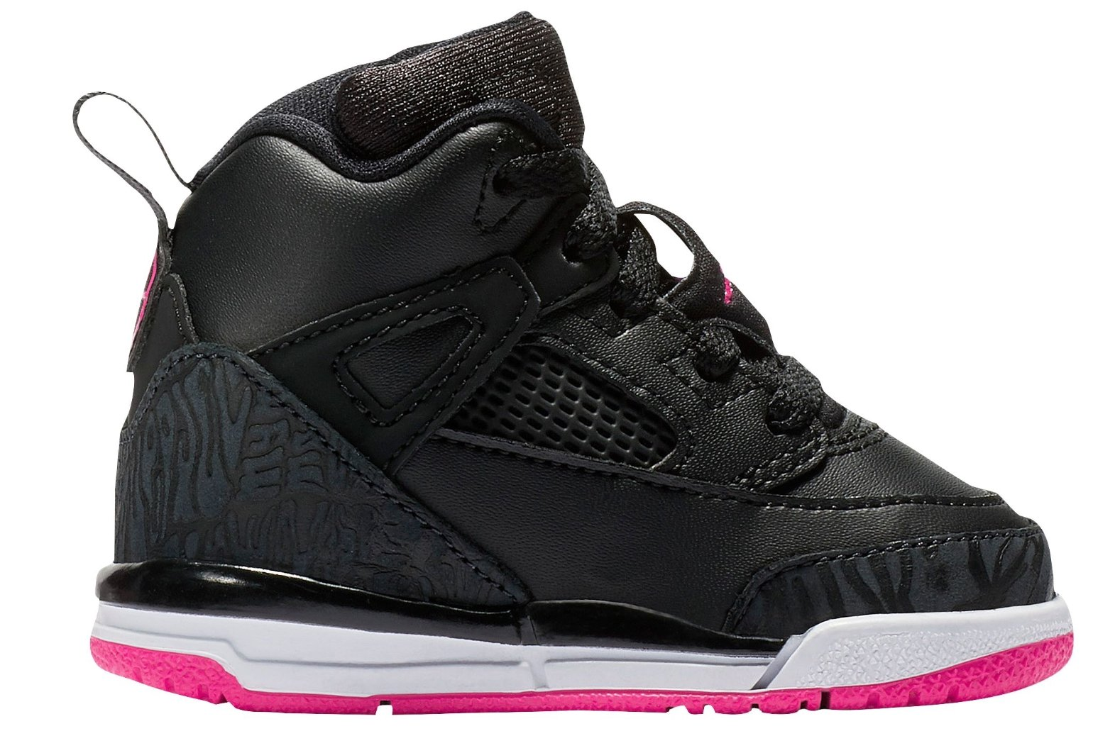 best loved e7725 96fff Galleon - Jordan Spizike Black Deadly Pink-Anthracite (Toddler) (8 M US  Toddler)