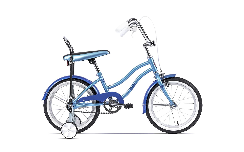 Kinderfahrrad Mädchenfahrrad und Jungesfahrrad mit Trainingsrädern ...