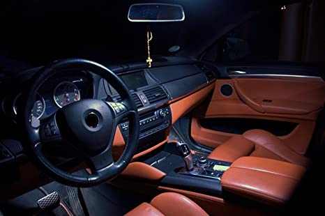LED kit de luz interior en blanco del xenón para VW Passat B6 3C Año 03