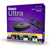 Roku Ultra | Streaming Device HD/4K/HDR/Dolby Vision with Dolby Atmos,… photo
