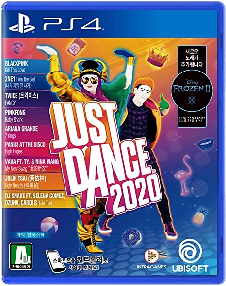 ジャスト ダンス 2020
