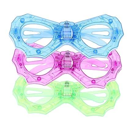 Amosfun 3 Piezas Gafas de Fiesta en Forma de Araña Gafas de Sol de ...