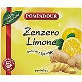 Pompadour Infuso di Zenzero e Limone - 3 confezioni da 40 filtri [120 filtri]