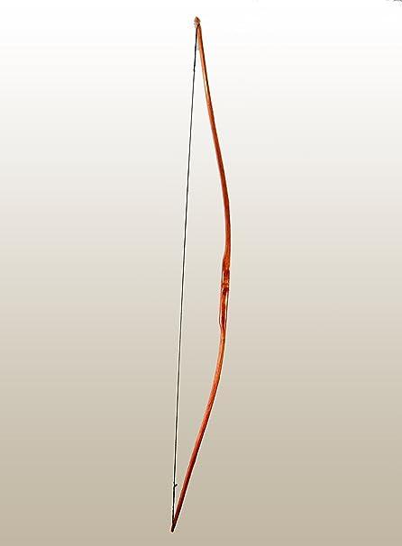 Bamboo Backed Hickory Reflex Deflex U Finish Bow 35-40