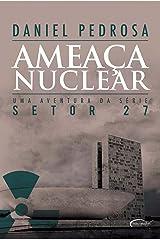 Ameaça Nuclear - Série Setor 27 Capa comum