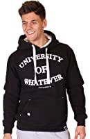 University of Whatever Premium Mens Hoodie Unestablished