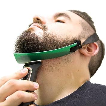 Amazon Com Aberlite Beard Shaper Flexshaper Neckline Guide