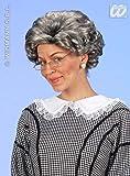 Perruque grand mère Agatha