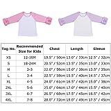 IBTOM CASTLE Toddler/Little Girls' Long-Sleeve