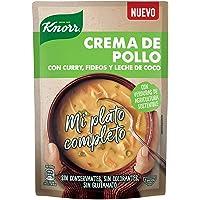 Knorr Mi Plato Completo Crema de Pollo