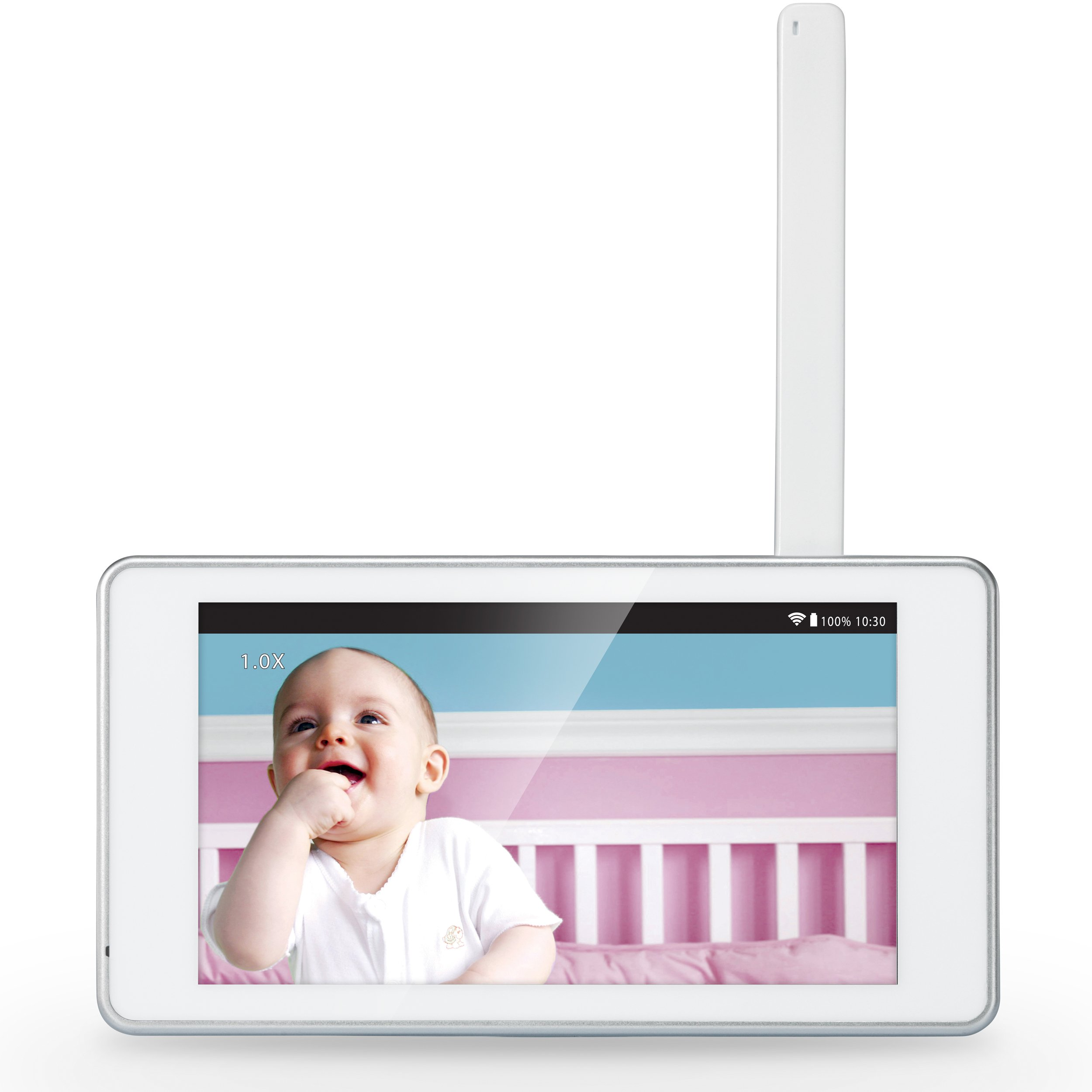 VTech VM991 Wireless WiFi Video Baby Monitor with Remote Access App, 5-inch Touch Screen, Remote Access Pan, Tilt & Zoom, Motion Alerts & Support for up to 10 Cameras by VTech (Image #10)