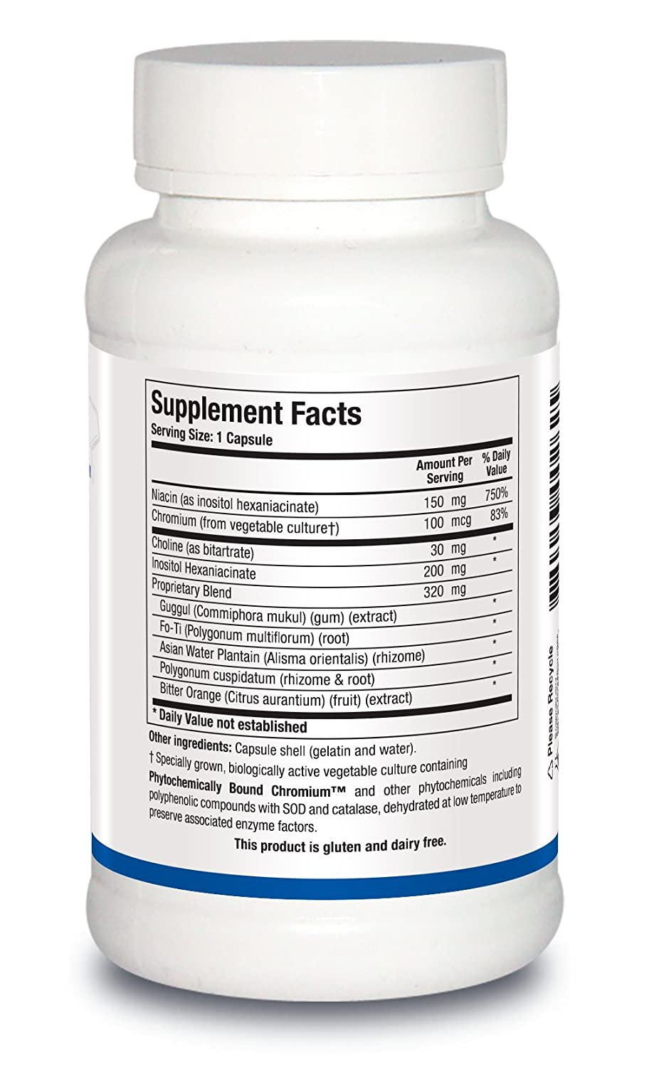 Biotics Research Tri-Chol Cardiovascular Support, Nutrients Combined to Support Healthy Blood Lipid Levels, Healthy Cholesterol, Sterols, Polygonum, Niacin, Chromium, Resveratrol. 90 Caps