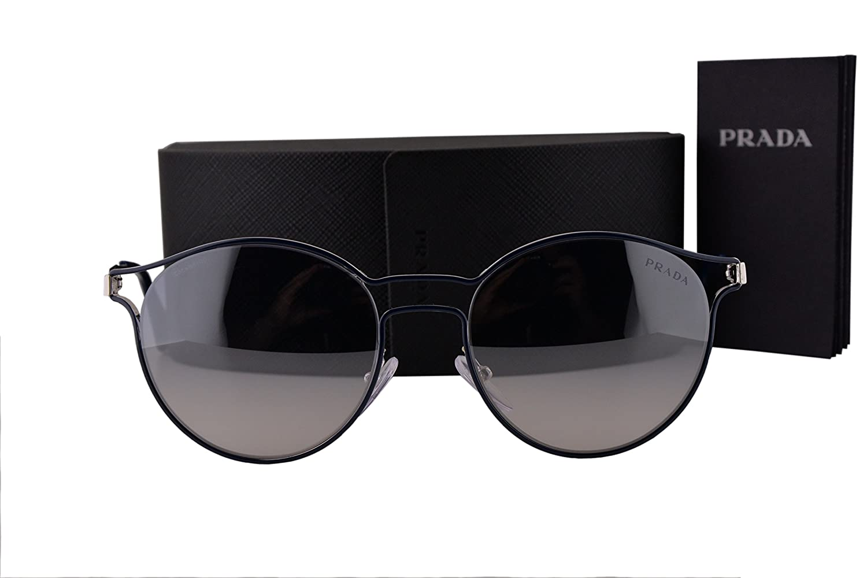 Prada PR62SS Cine gafas de sol w/espejo lente TFM5R0 SPR62S ...