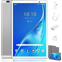 Tablet 10.1 Pulgadas Android 10.0 Ultrar-Rápido Tablets 4GB RAM 64GB ROM/128GB Escalables 8000mAh 4G Dual SIM/WiFi…