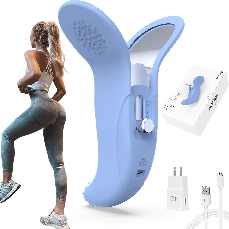 Hip Trainer Pelvic Floor Muscle Inner Thigh Buttocks Super Kegel Exerciser Butt