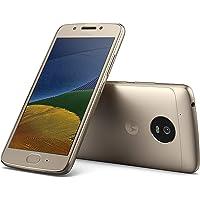 Celular Smartphone Motorola Moto G5 16gb Rom 3gb Ram (Dourado)