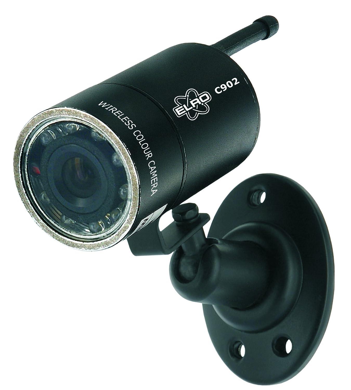 Elro C902 - Kit de cámara de seguridad a color: Amazon.es: Bricolaje y herramientas