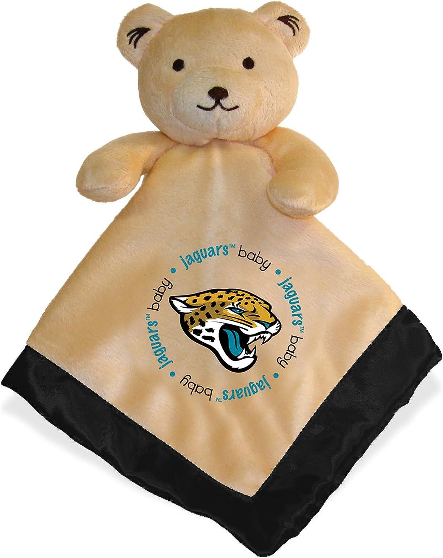 Baby Fanatic Security Bear (Jacksonville Jaguars - Black)