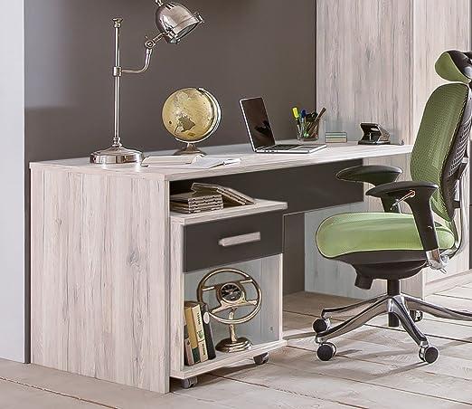 Dreams4Home escritorio Bari – Mesa de trabajo Mesa, Escritorio ...