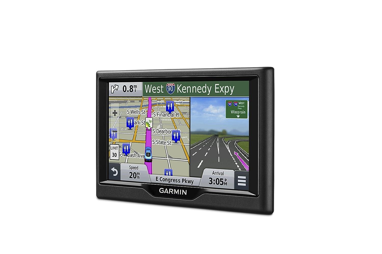 Amazon Com Garmin Nuvi Lmt  Inch Gps Navigator Cell Phones Accessories