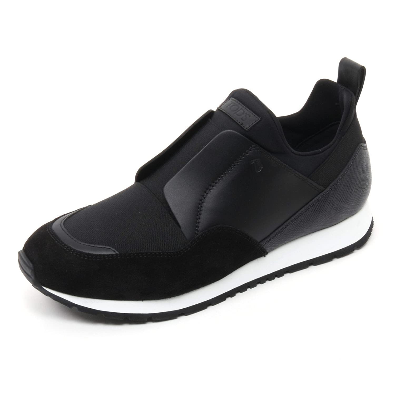 B7245 scarpe da ginnastica donna donna donna TOD'S scarpa sportivo yo nero scarpe Donna dbc45f