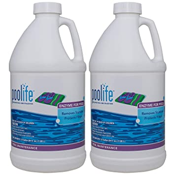 poolife enzima para piscinas (5 L): Amazon.es: Jardín