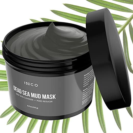 INCO Dead Sea Mud Facial Mask 8.8 Oz Home made face mask