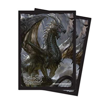 Official Dragoborne Shadowcrest The Subjugator Deck Protector Sleeves (65 Count Pack): Toys & Games