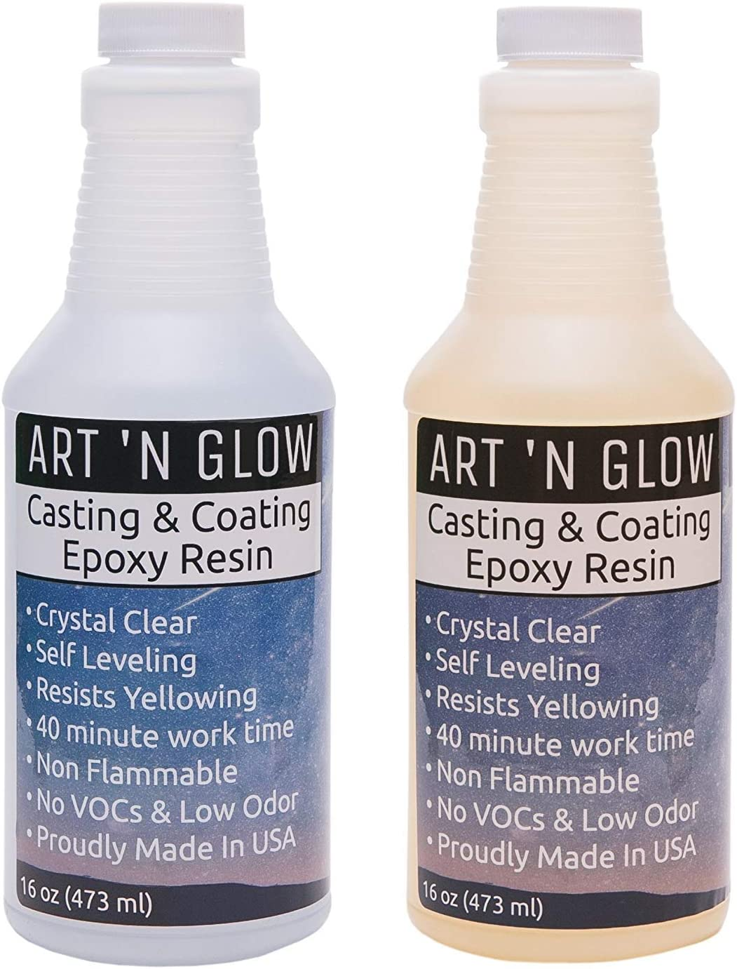 The Epoxy Resin Store Clear Epoxy Resin-32 Ounce Kit