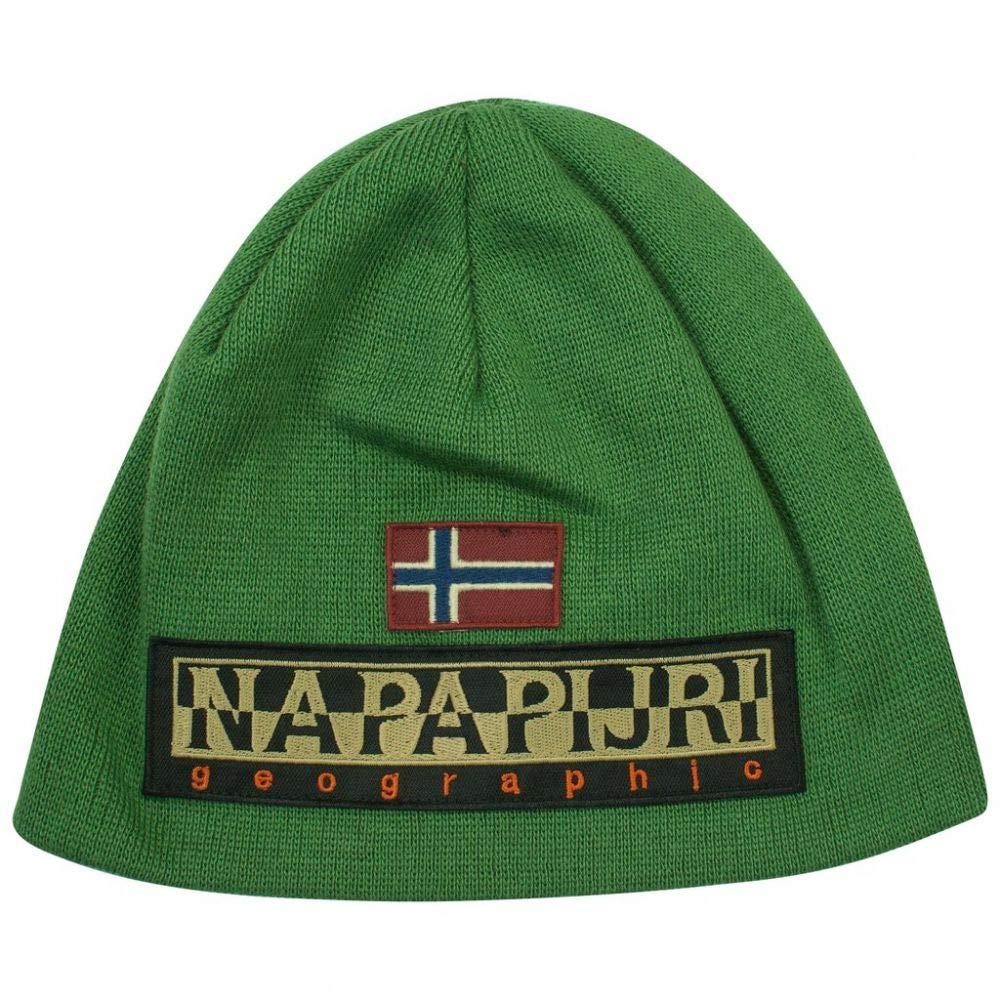 NAPAPIJRI BERRETTO FULIR NOYF51GA5 FRESH GREEN