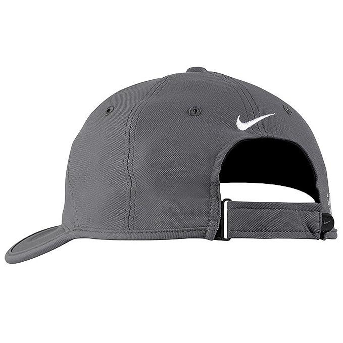 Nike - Gorra de deporte transpirable ultra ligera - Running/Ejercicio/Tenis (Talla