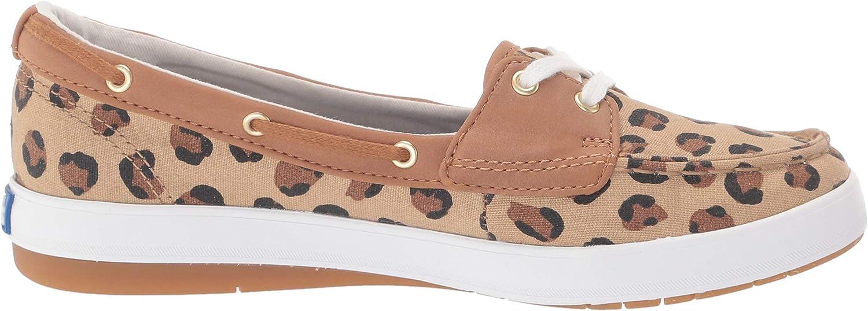 Keds Charter Leopard Baskets pour Femme Marron
