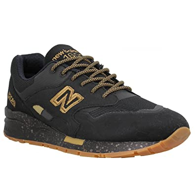 New Balance 1600 Mens Trainers Black CM1600AG