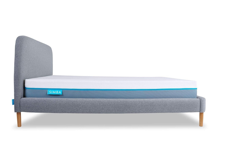 Simba Matras Review : Simba the hybrid mattress uk double cm engineered for