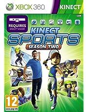 Microsoft Kinect Sports: Season Two, Xbox 360, PAL, DVD, FRE