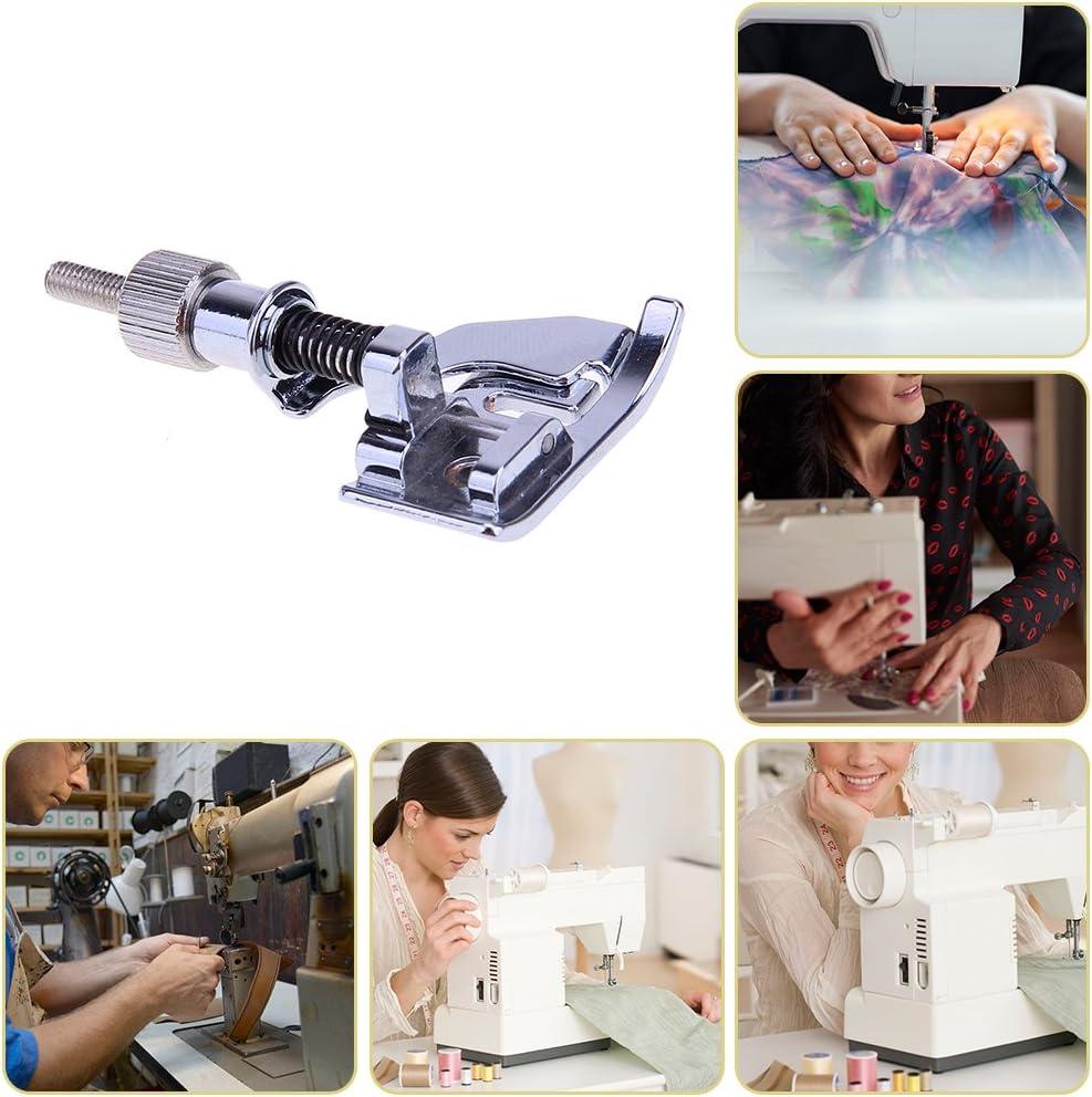 Prensatelas para máquina de coser de metal de punto de estor ...