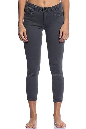 Abbino 3D-6109 Jeans mit Taschen Damen Frauen - 7 Farben - Übergang Herbst  Winter