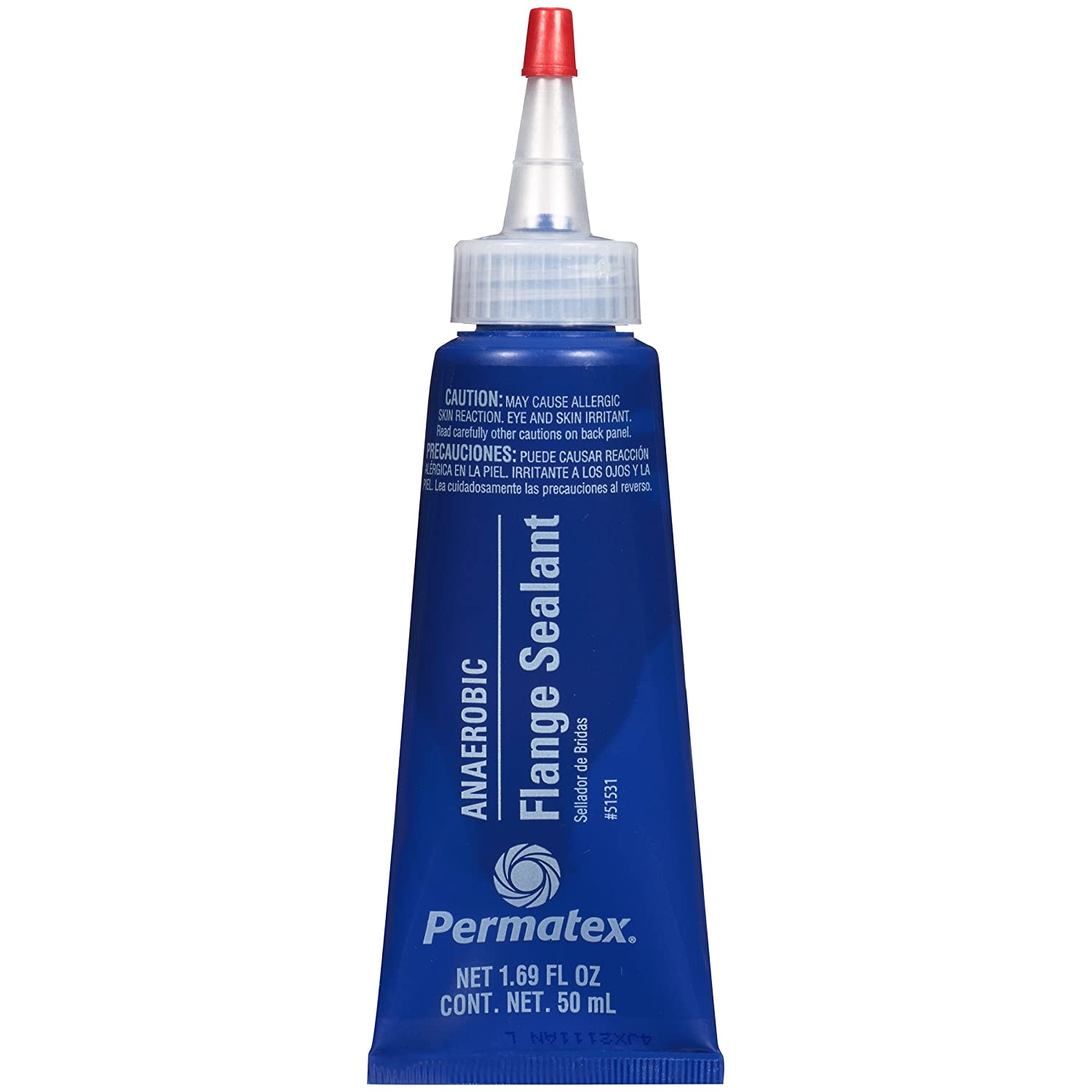 Permatex 51531 Anaerobic Flange Sealant, 50 ml Tube