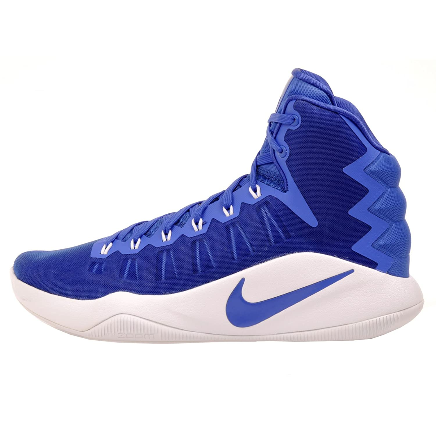 Nike Men's Hyperdunk 2016 TB Promo, GAME ROYAL/GAME ROYAL-WHITE