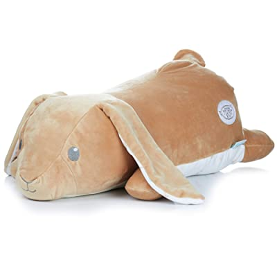 "Cuddle Pal Stuffed Animal Plush Toy - Large Bunny - Guess How Much I Love You Nutbrown Hare - 24"" : Baby"