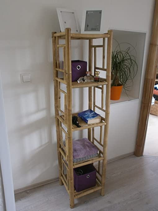 kien Bambù Scarpiera Scaffale per piante di bambù Mobili Cucina ...