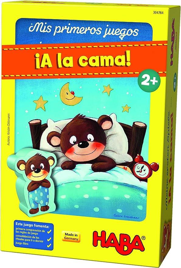HABA Mesa, Mis Primeros Juegos. A la Cama, Multicolor (Habermass ...