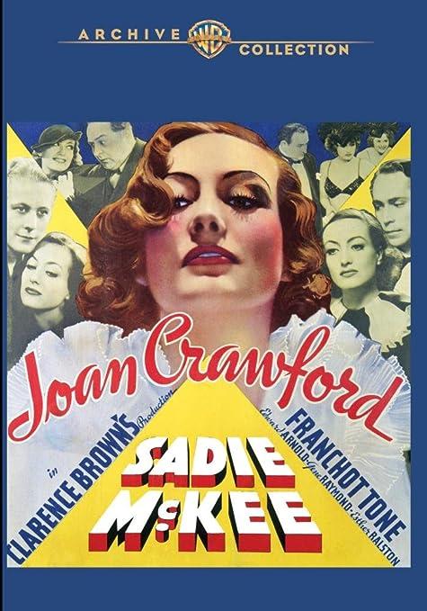 Amazon com: Sadie McKee (1934) (MOD): Joan Crawford, Gene Raymond